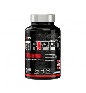 RIPPD TestRippd Testosterone Booster 60 Capsules